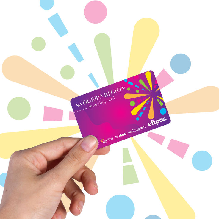 Dubbo shopping card